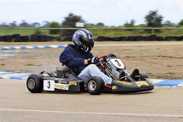Hervey Bay Go Kart Track