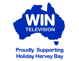 WIN TV - Proud Supporters of Holiday Hervey Bay